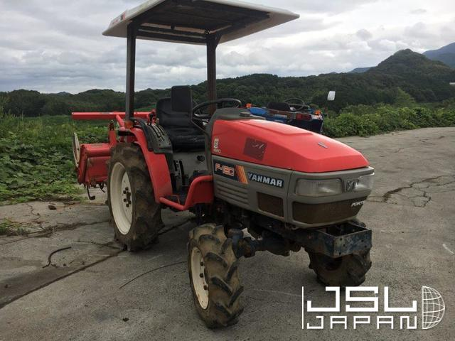 JSL JAPAN   AF180DT ( Yanmar )   Used Japanese Tractor & Machinery