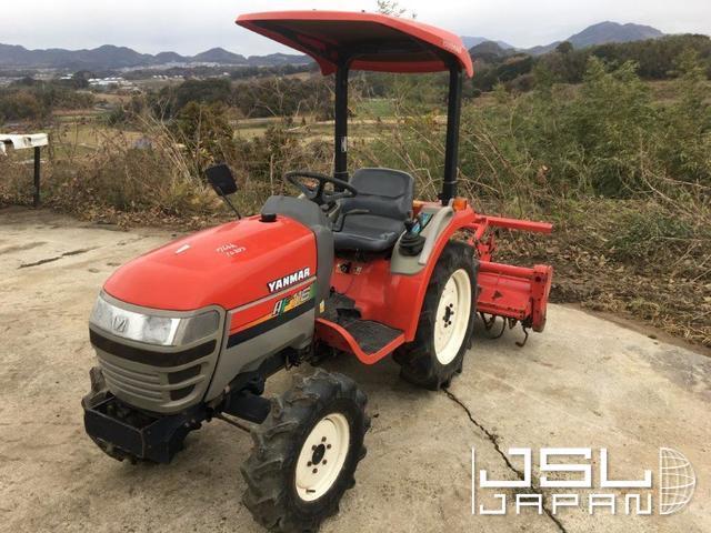 JSL JAPAN   AF116DT ( Yanmar )   Used Japanese Tractor & Machinery