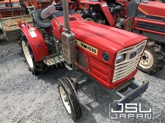 JSL JAPAN   YM1510S ( Yanmar )   Used Japanese Tractor & Machinery