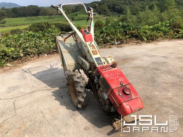 Jsl Japan Yc70 Ss70 Hand Tiller Used Japanese Tractor Machinery Exports Fukuoka Japan