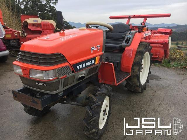 JSL JAPAN | F7DT ( Yanmar ) | Used Japanese Tractor & Machinery